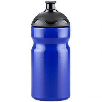 """Fahrrad-Trinkflasche """"Fitness"""" 0,50 Liter blau"""
