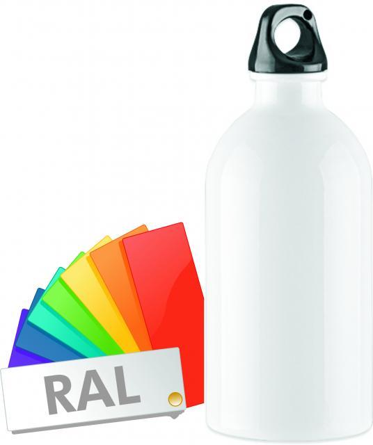 """""""MIG"""" Aluflasche 500 ml nach RAL Farbsystem"""