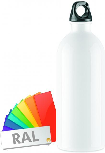 """""""MIG"""" Aluflasche 700 ml nach RAL Farbsystem"""