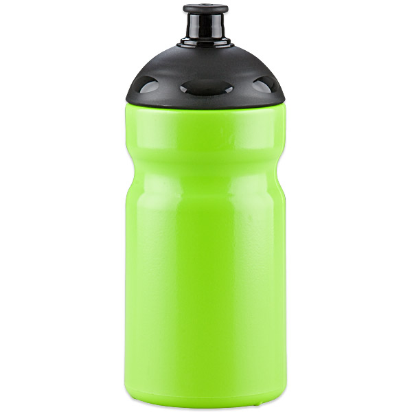 "Fahrrad-Trinkflasche ""Fitness"" 500 ml lime | Unbedruckt"