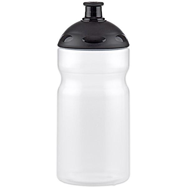 "Fahrrad-Trinkflasche ""Fitness"" 500 ml transparent   Digitaldruck"