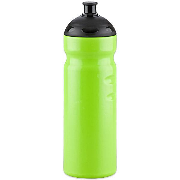 "Fahrrad-Trinkflasche ""Fitness"" 750 ml lime   Unbedruckt"