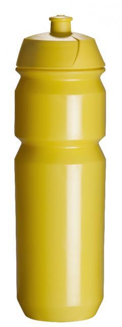 Tacx-Trinkflasche Shiva 750 ml gelb | Unbedruckt