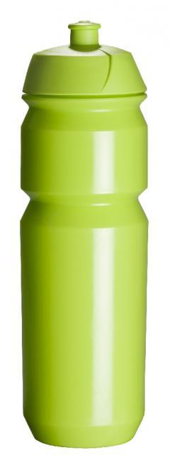 Tacx-Trinkflasche Shiva 750 ml lime   Unbedruckt