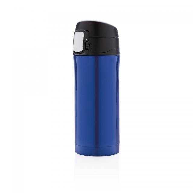 Easy Lock Becher blau, schwarz   Unbedruckt