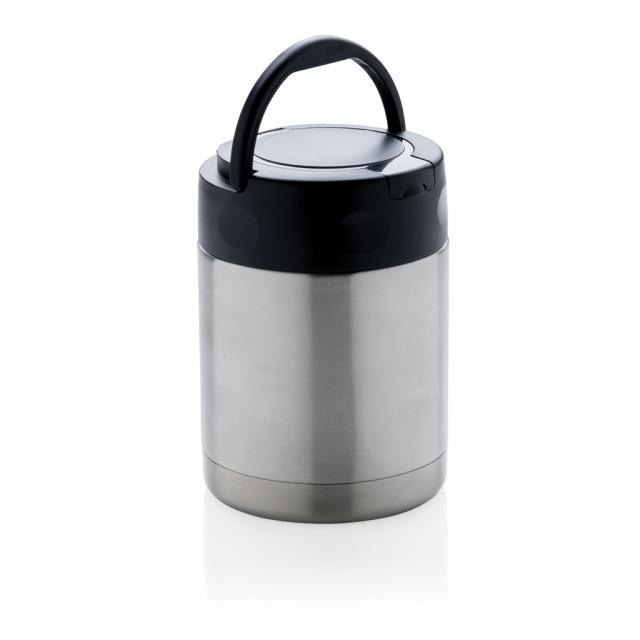 Frischhaltebox für Lebensmittel silber | Digitaldruck