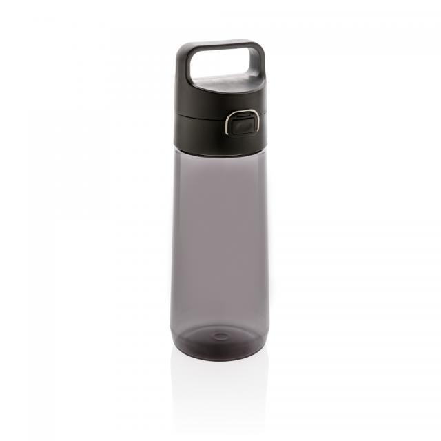 Hydrate auslaufsichere Tritanflasche schwarz, anthrazit | Unbedruckt