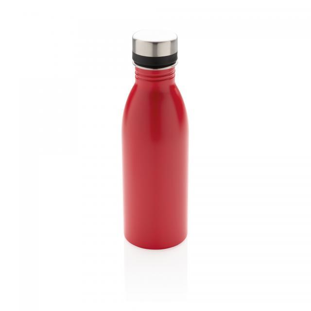 Deluxe Wasserflasche rot | Digitaldruck
