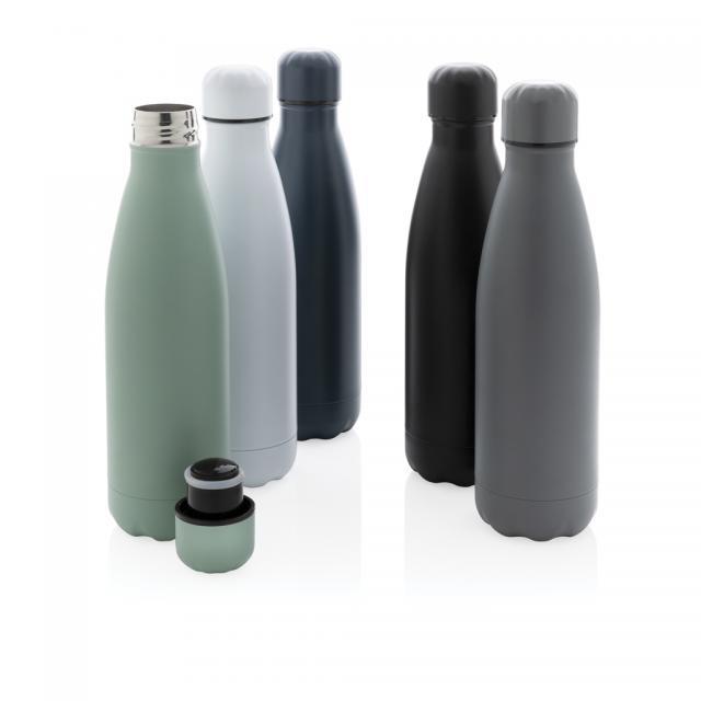 Einfarbige Vakuumisolierte Stainless Steel Flasche
