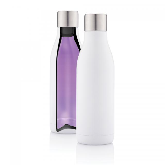 Vakuum Stainless Steel Flasche mit UV-C Sterilisator