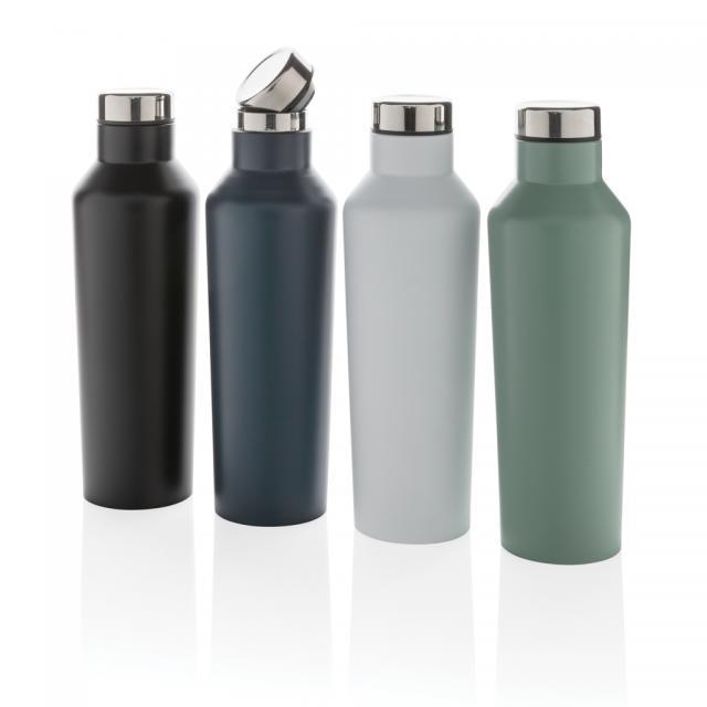 Moderne Vakuum-Flasche aus Stainless Steel