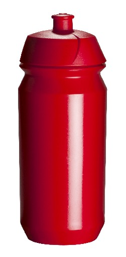 Tacx-Trinkflasche Shiva 500 ml rot   Digitaldruck