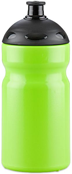 Brotdose Uno grün transparent